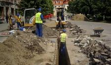 """Reţeaua de apă din Buftea, """"udată"""" cu 30 milioane de euro"""