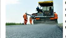 600.000 € la Galaţi din asfaltarea a 22 km de drumuri judeţene.